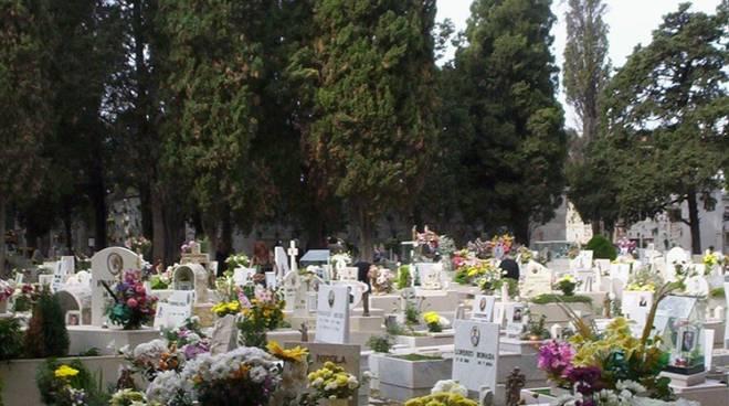 cimitero piano di sorrento