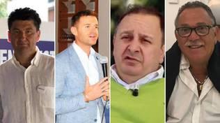 elezione sorrento 2020 gargiulo fiorentino coppola candidati