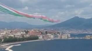 Frecce Tricolori Napoli