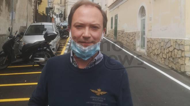 Gabriele Rispoli presidente Associazione Ristoranti Positano