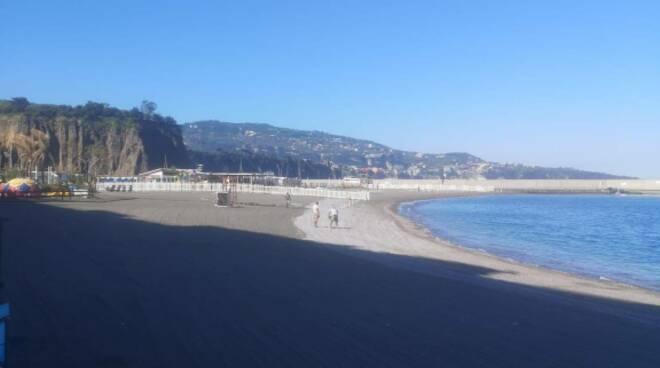meta spiaggia