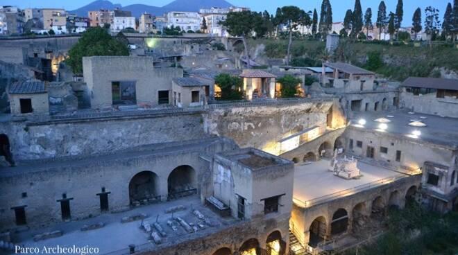 Il Parco Archeologico di Ercolano pronto alla riapertura del 2 giugno: orari e modalità d'accesso