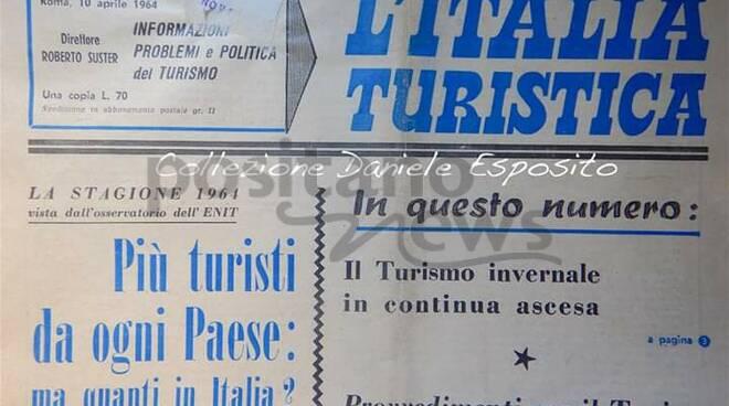 Italia Turistica 1964 Positano