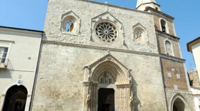 Larino, San Pardo - Basilica Concattedrale
