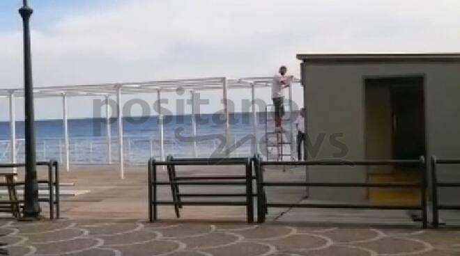 maiori capone spiagge