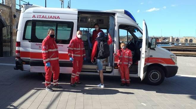 Maiori indagini sieroprevalenza Sars-Cov Croce Rossa Italiana