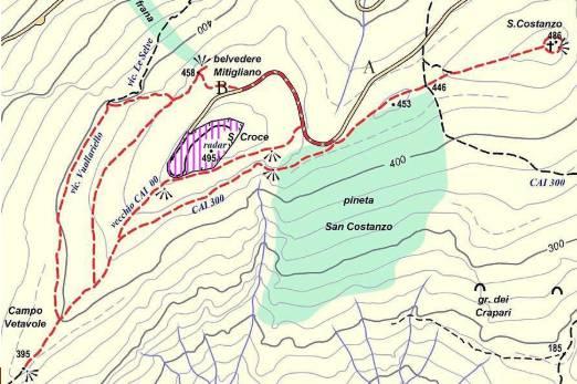 Massa Lubrense. I carabinieri forestali sequestrano un abuso sul monte S. Costanzo. Il WWF denuncia gli scarsi co
