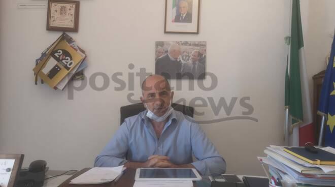 Michele De Lucia sindaco di Positano