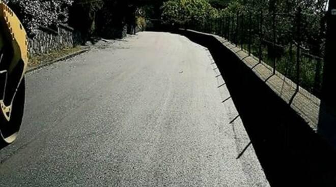 Piano di Sorrento. Rifatta la pavimentazione di via San Pietro dopo più di 20 anni