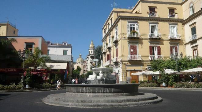 Piazza Vico Equense
