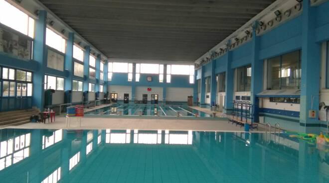 piscina comunale cava de tirreni