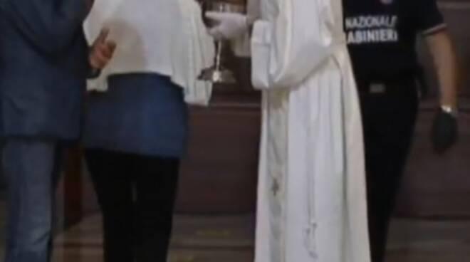 Pompei, chiusura mese mariano: il pellegrinaggio è virtuale