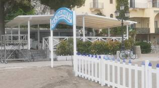 Positano. Domani apre il primo stabilimento della Costiera Amalfitana