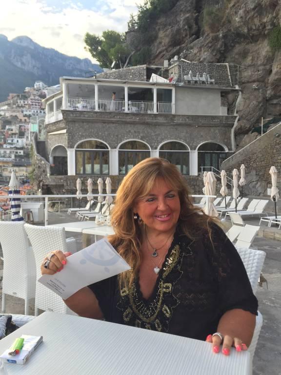 Positano, la lettera di Gabriella da Milano, sogna la città verticale