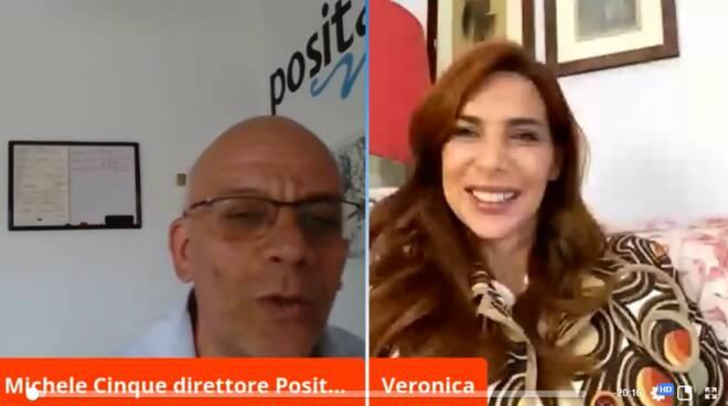 Positanonews TG. Speciale con Veronica Maya