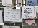 Sant'Agnello protesta housing sociale