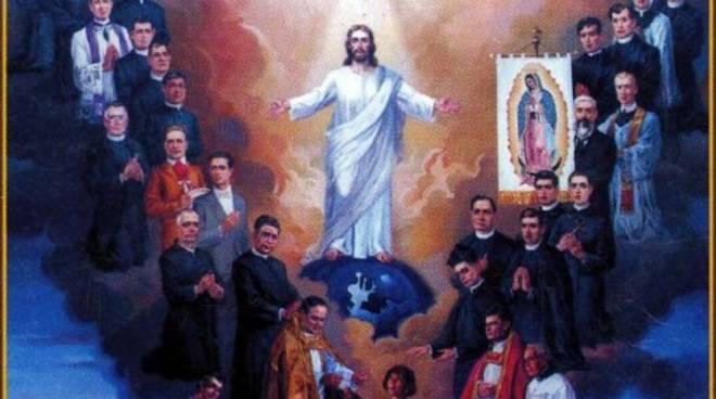 Santi Cristoforo Magallanes e 24 compagni