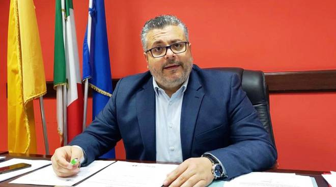 sindaco Adamo Coppola