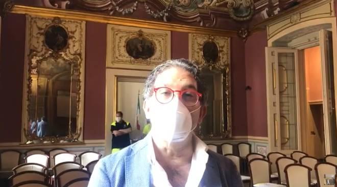 sindaco reale intervista screening maiori