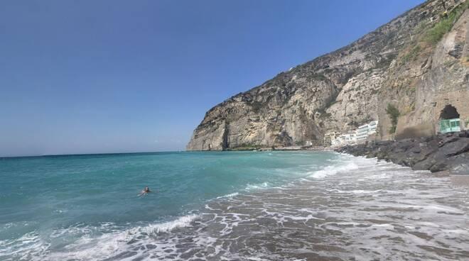 spiaggia meta