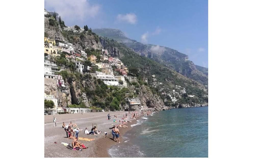 spiaggia positano