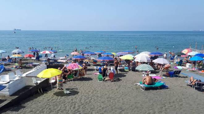spiaggia salerno