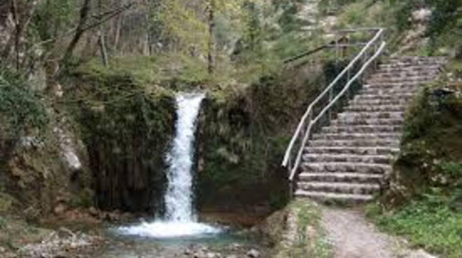 valle delle ferriere trekking