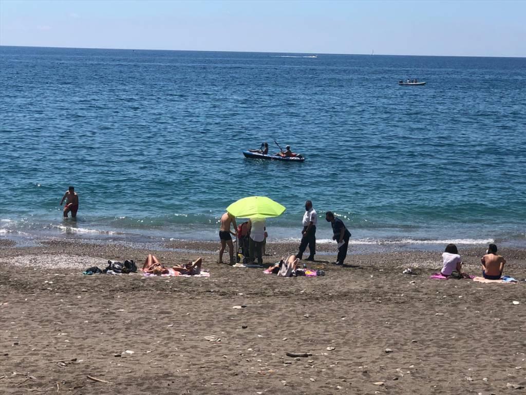 Vietri sul mare spiagge