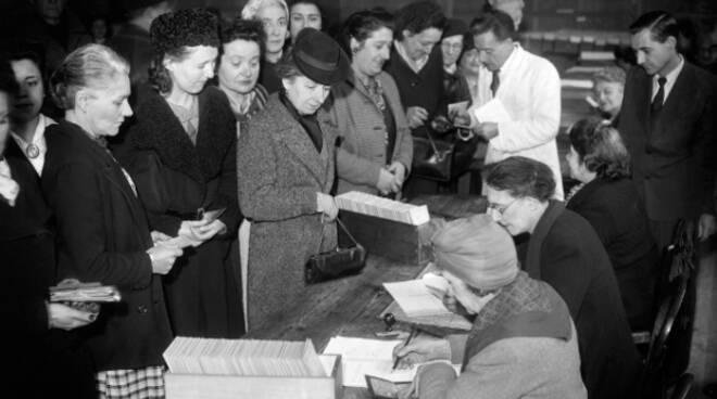 2 giugno 1946 repubblica delle donne