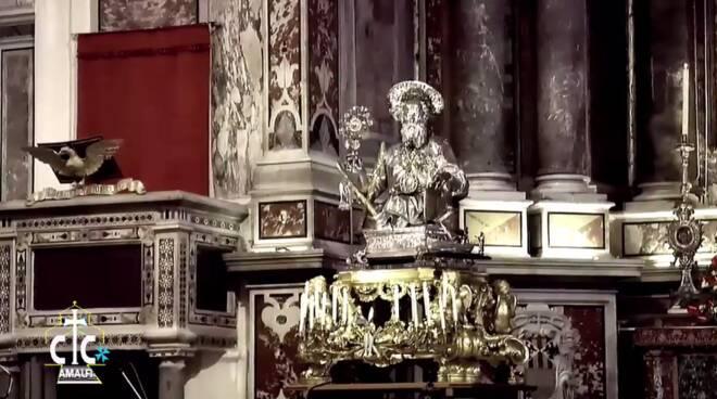 amalfi celebrazioni sant'andrea apostolo
