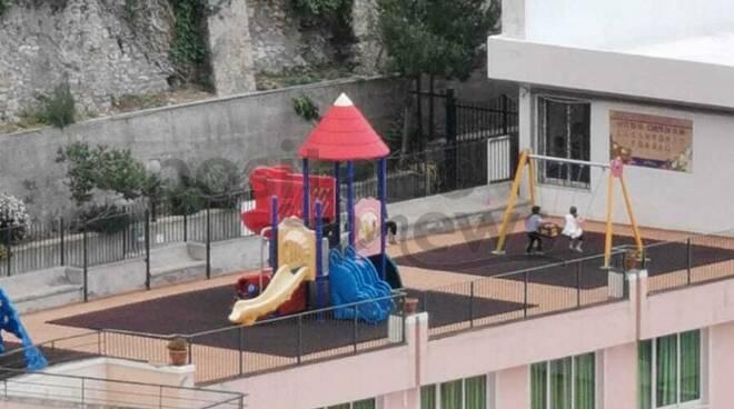 apertura parcogiochi positano