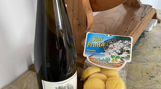 Bellaria vino Positano