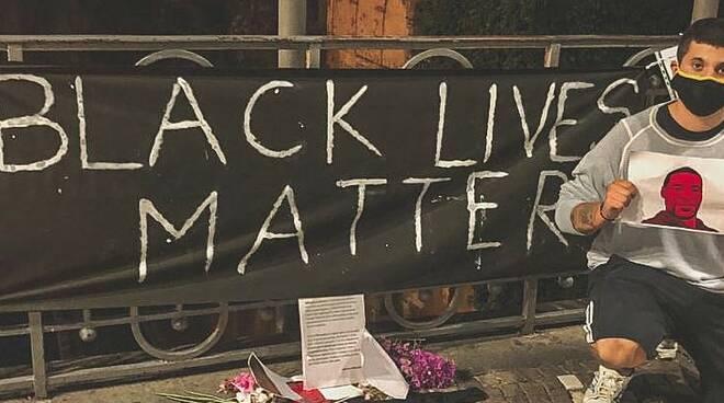 Black Live Matter a Sorrento
