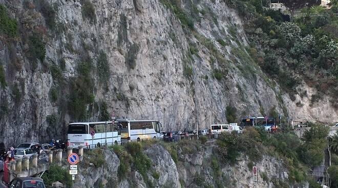 Bus Turistici Costiera amalfitana