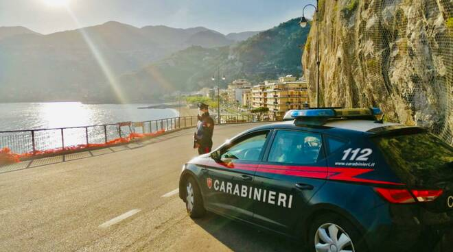 Carabinieri Amalfi