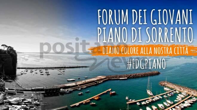 Nasce il COWORKING del Forum dei Giovani - Piano di Sorrento