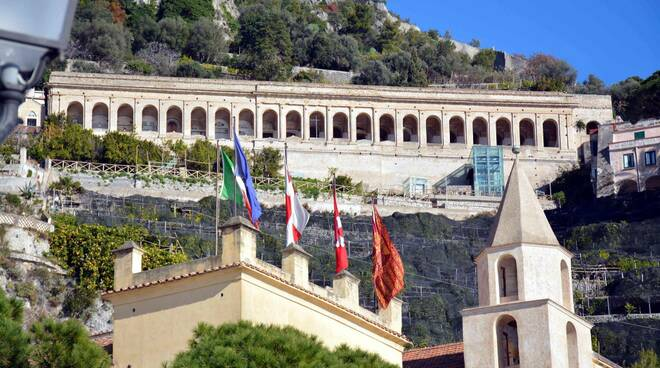 cimitero amalfi