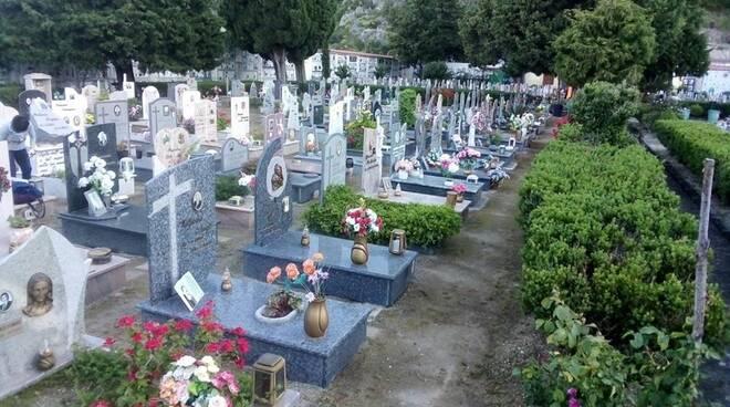 cimitero maiori