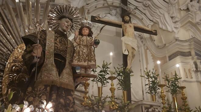 Conca dei Marini, programma dei festeggiamenti in onore di S. Antonio di Padova