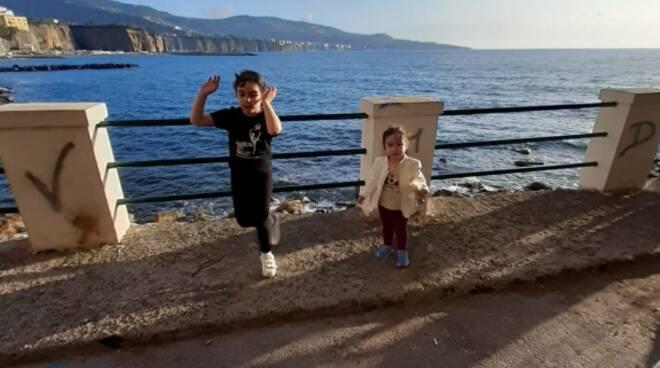 Giusy Marzuillo promessa della danza già ad 8 anni