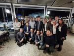 Lega foto a Napoli con Salvini il sindaco di Positano e di Sorrento