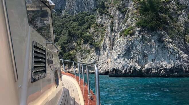 Lubrense Boats pronta ad accogliere ospiti da tutto il mondo e creare indimenticabili ricordi!