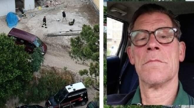Napoli morto mentre lavorava gli crolla la casa
