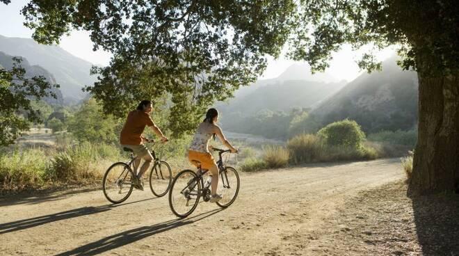 passeggiata bici