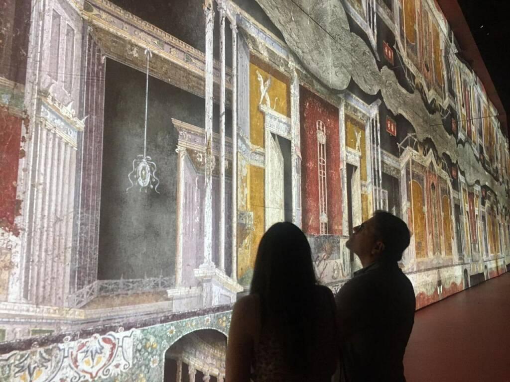 Pompei, dal 1 luglio apre la grande mostra Gran Palais di Parigi