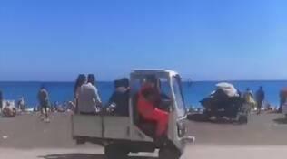 Positano. Tre gli interventi del 118 e della Croce Rossa in spiaggia questa mattina