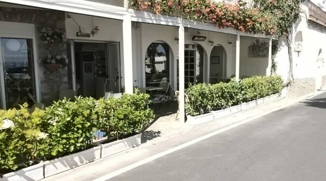 ristorante mediterraneo fornillo
