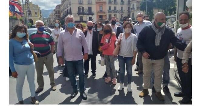 Sorrento lavoratori stagionali con Rosario Fiorentino