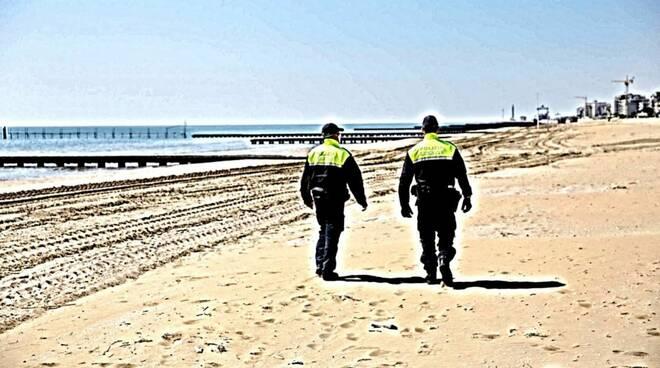 Spiagge controllori