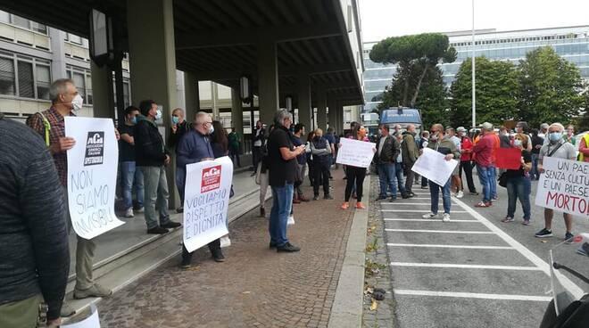 stagionali protesta roma